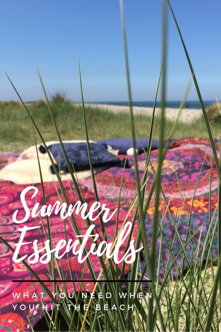 SummerEssentials